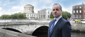 Cillín O'Connell Law Four-Courts-Background - Summit LawFour Courts Background