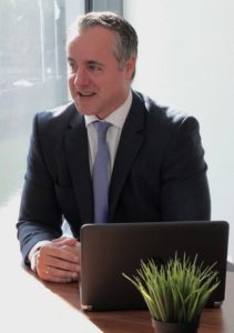 Cillín O'Connell Working - Summit Law